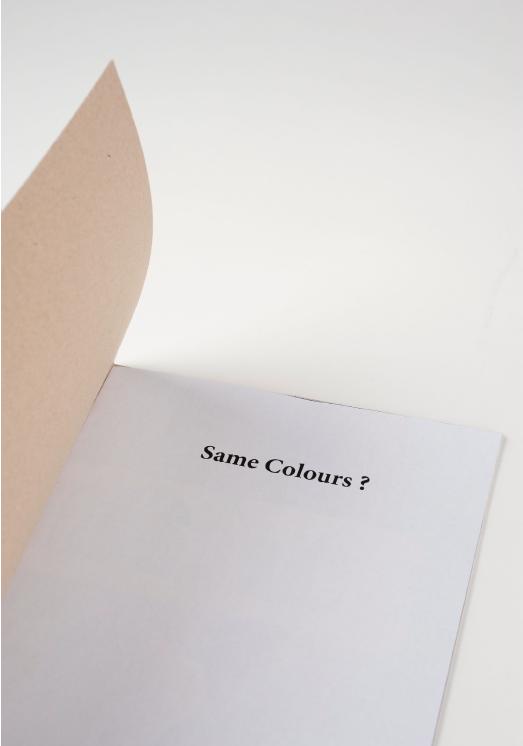 Zoé Ledoux, Same colours