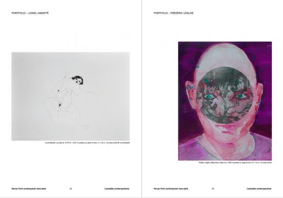 Curiosités contemporaines - Portfolio